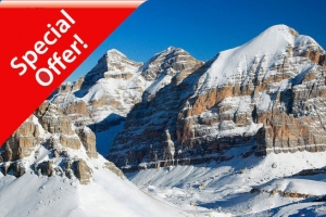 January SPECIAL OFFER in Cortina!